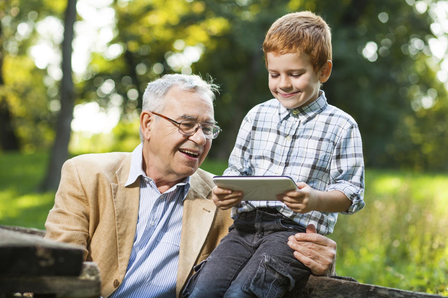 Los niños y el contenido de Internet