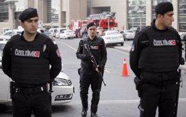 Cuatro detenidos en el sureste de Turquía por su relación con el atentado de Ankara