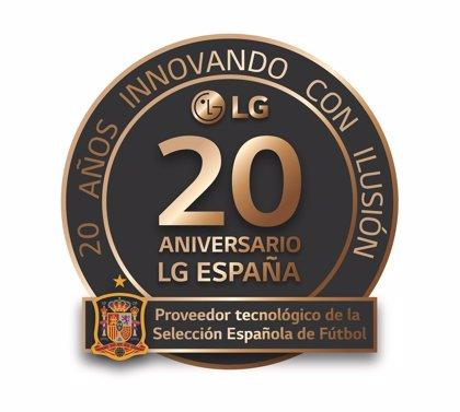 LG celebra 20 años en España con varias iniciativas para clientes y partners