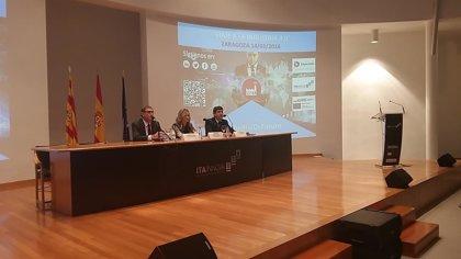 Pilar Alegría resalta el papel del ITA para ayudar a las empresas en el viaje hacia la industria 4.0
