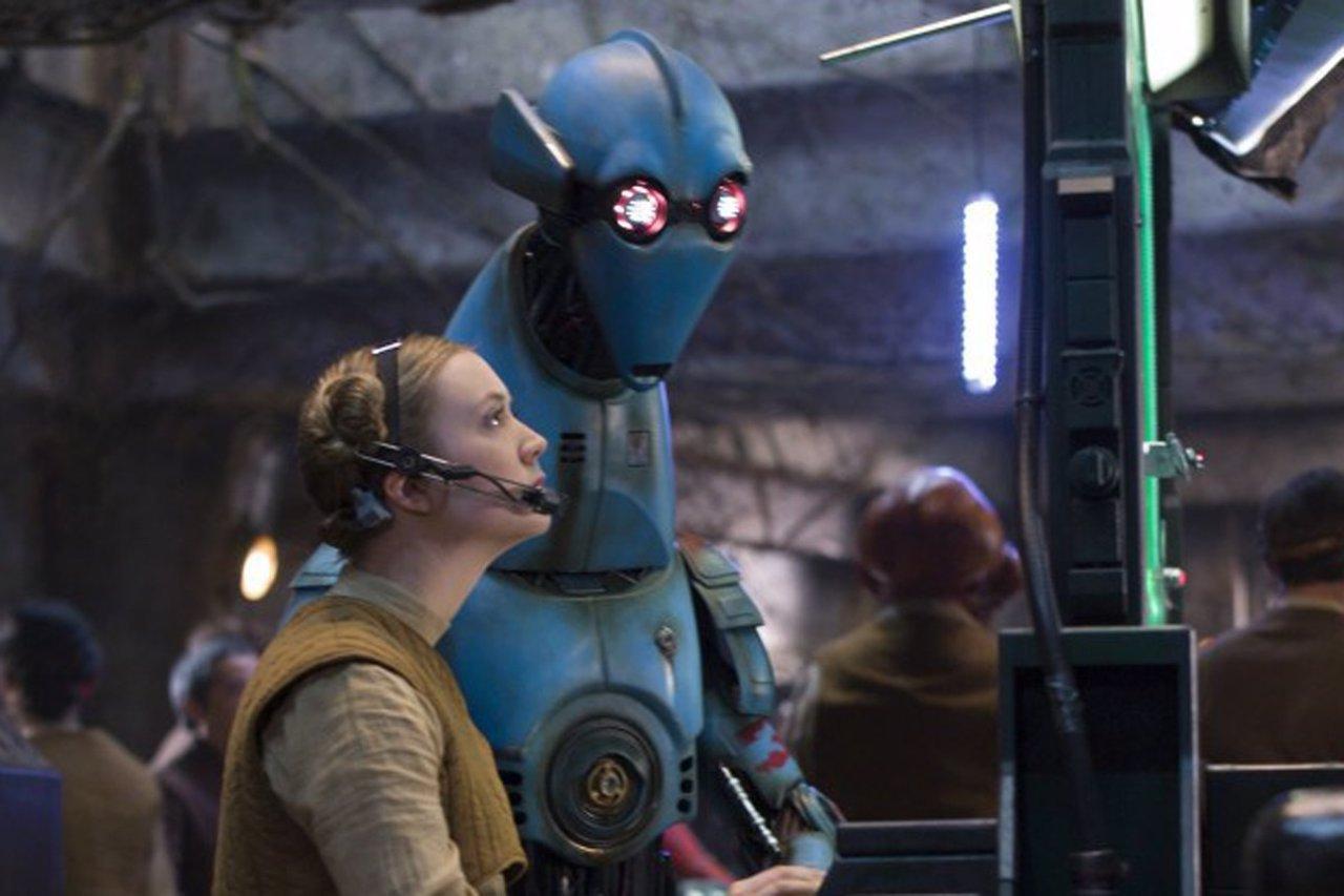 Billie Lourd tendrá un papel más importante en Star Wars 8