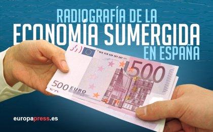 Radiografía de la economía sumergida en España