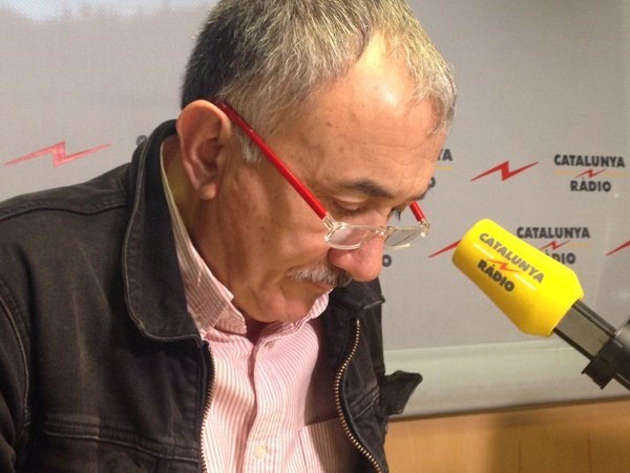 El nuevo secretario general de la UGT, Josep Maria Álvarez