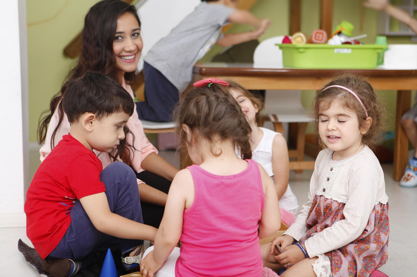 La escuela infantil o guardería, un recurso para conciliar