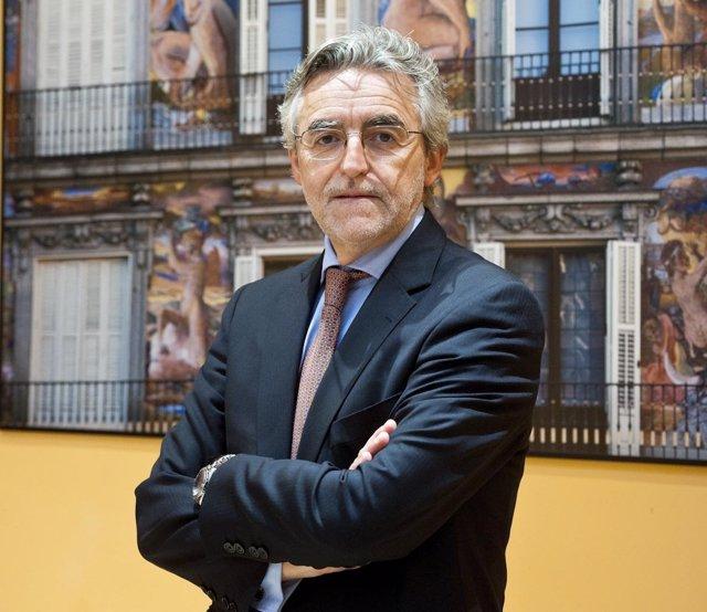 Joaquín Sastre, presidente de SEAIC