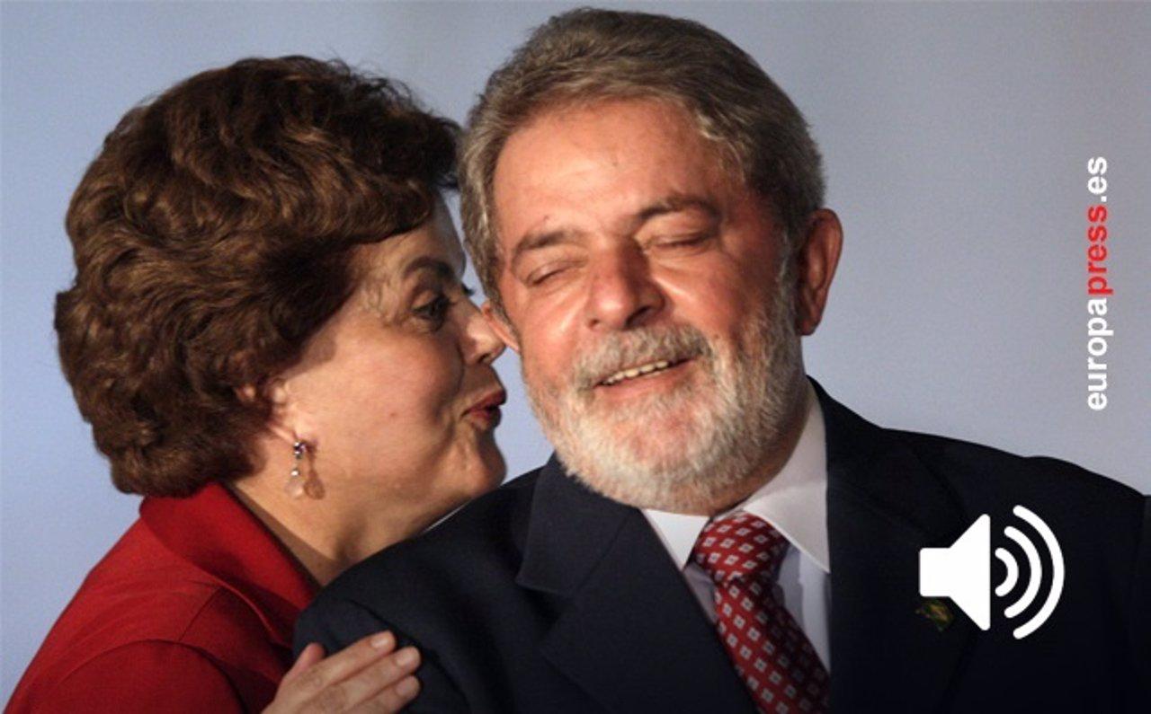Rousseff y Lula hablaron sobre cómo evitar la posible detención del expresidente