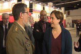 PP y UPN critican a Colau en el Congreso por su visión del Ejército y Podemos la defiende