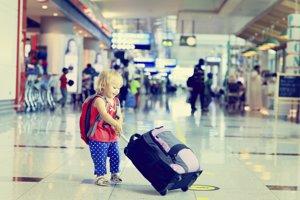 Cómo sobrevivir a un viaje con niños
