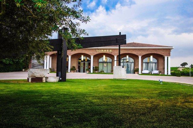 Centro de visitas de Bodegas Torres