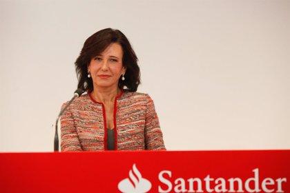 El Santander propone subir un 5% el dividendo con cargo a 2016