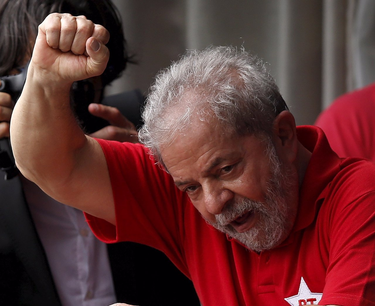 El ex presidente brasileño Luiz Inácio Lula da Silva