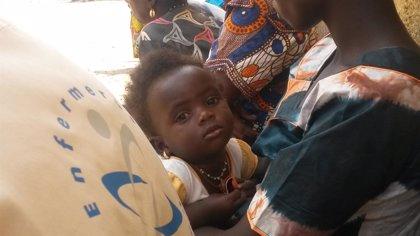 Inaugurada la unidad de pediatría en Sédhiou (Senegal) gracias a Enfermeras Para el Mundo