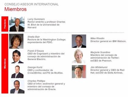 El Santander crea un consejo internacional de sesgo digital liderado por Larry Summers