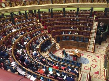 Batería de preguntas del PSOE en el Congreso sobre el impacto de la Ley antitabaco