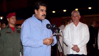 Nicolás Maduro llega a Cuba en visita oficial, dos días antes de la llegada de Obama
