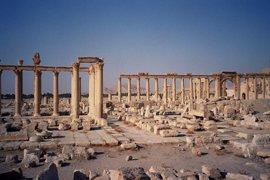 """Rusia considera que se dan las """"condiciones"""" para expulsar a Estado Islámico de Palmira"""