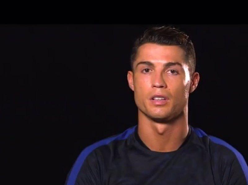 """Ronaldo: """"Si tienes talento pero no lo trabajas, no vas a ganar nada"""""""