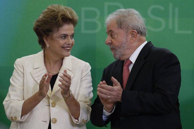 Anulan la orden que suspendía el nombramiento de Lula da Sila como ministro