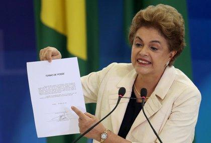 """Rousseff clama contra la """"politización"""" de la Justicia"""