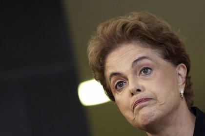 Arranca el proceso de 'impeachment' contra Rousseff