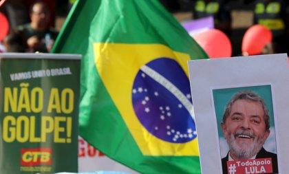 Al menos 19 estados organizan protestas en defensa de Lula y Rousseff