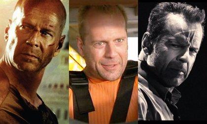 Bruce Willis cumple 61 años: 10 de sus películas memorables