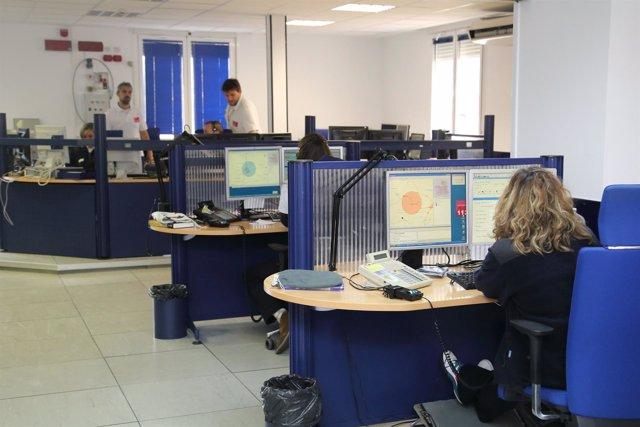 Servicio de Urgencias y Emergencias 112.