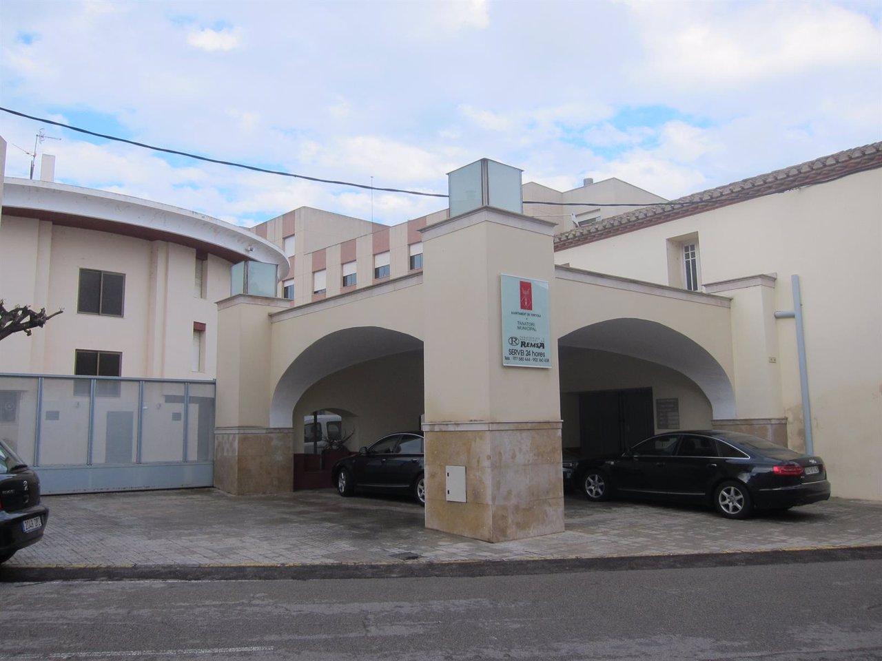Tanatorio de Tortosa-Jesús (Tarragona)