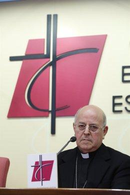 Presidente de la Conferencia Episcopal Española, Ricardo Blázquez