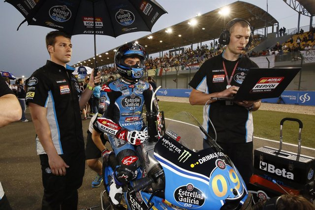 Jorge Navarro Moto3 Catar