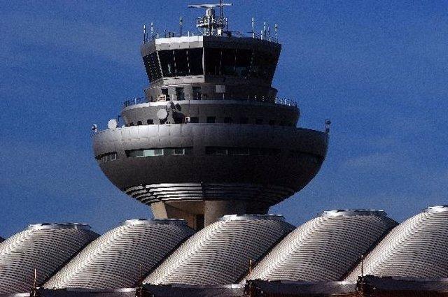 Torre de control de Barajas