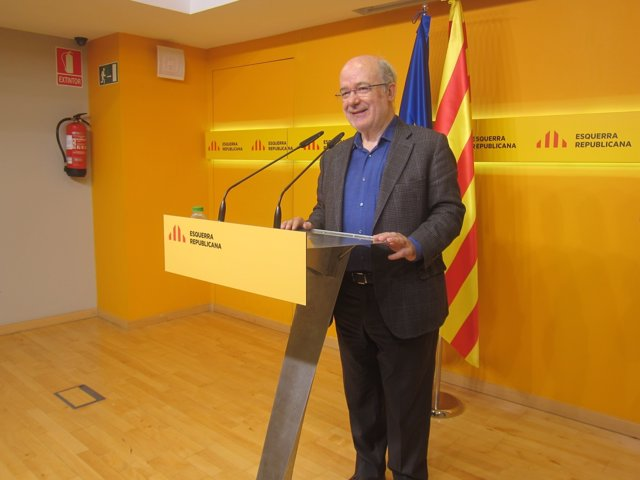 El eurodiputado de ERC Josep Maria Terricabras