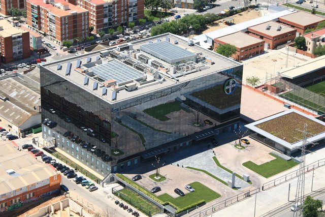 Sede de Bayer en Barcelona