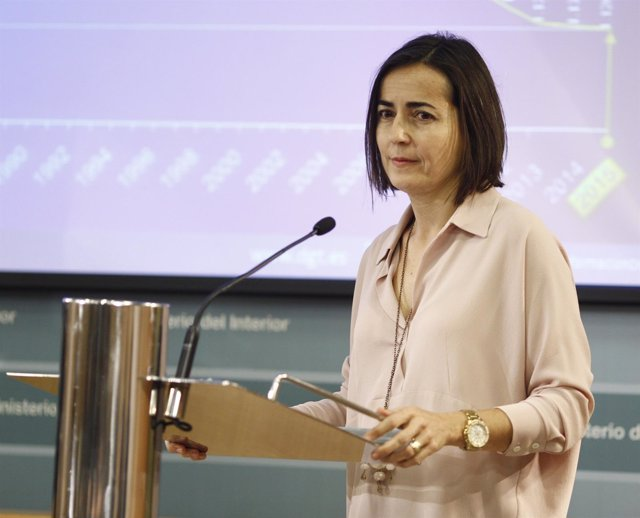 María Seguí en el balance de Tráfico