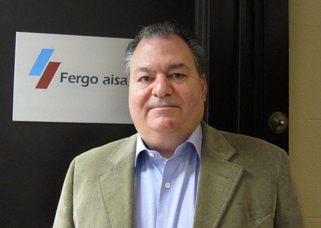 El Presidente De Fergo Aisa, Carlos Fernández