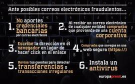 Cómo detectar correos electrónicos fraudulentos y evitar que te suplanten la identidad