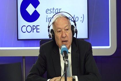 España trabaja por el entendimiento entre el castrismo y la oposición, según Margallo