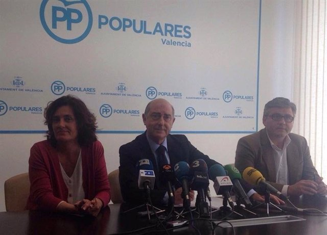 Beatriz Simón, Alfonso Novo y Cristóbal Grau