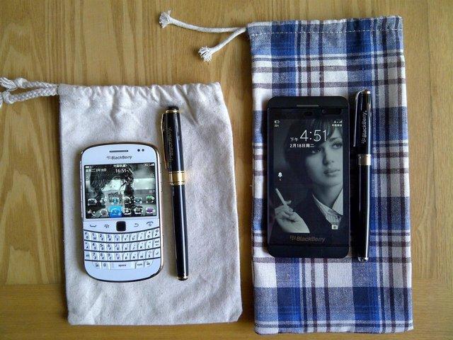 BlackBerry recurso smartphone teléfono