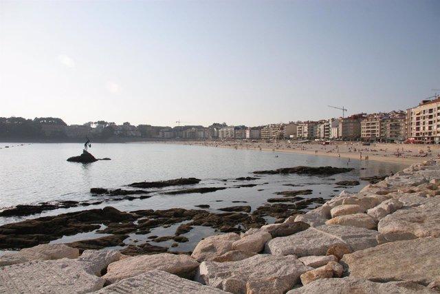 Playa de Sanxenxo