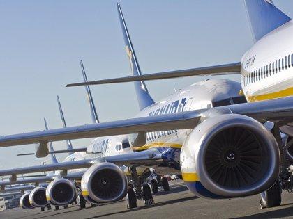 Ryanair operará este miércoles sus vuelos a Bruselas desde el aeropuerto de Charleroi