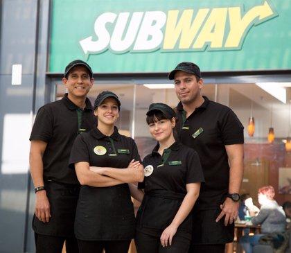 Subway crece en Europa, donde alcanza su restaurante número 5.000