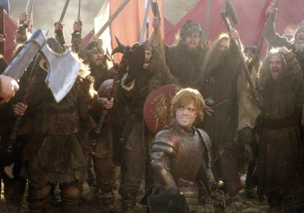 Tyrion Lannister en Juego de tronos