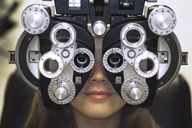 Optometría comportamental, vista