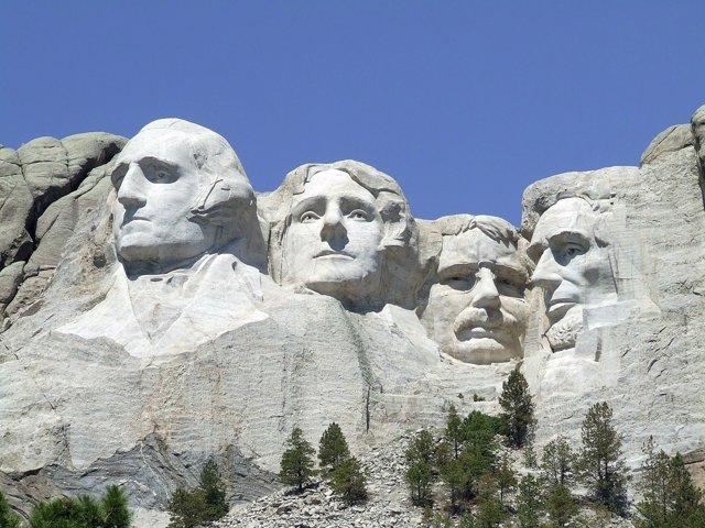 Monte Rushmore Estados Unidos