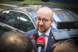 El Gobierno belga  pedirá permiso al Parlamento para bombardear al Daesh  en Siria