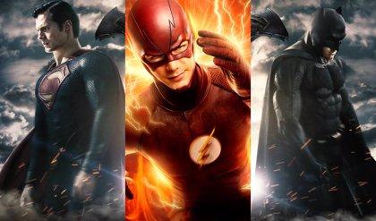 The Flash hará que La Liga de la Justicia no sea tan oscura como Batman v Superman