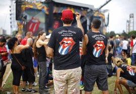 Los Rolling Stones hacen vibrar a decenas de miles de seguidores en su concierto en Cuba