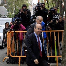 El juez de los ERE cita como investigados a exconsejeros Zarrías, Martínez Aguayo y Ávila