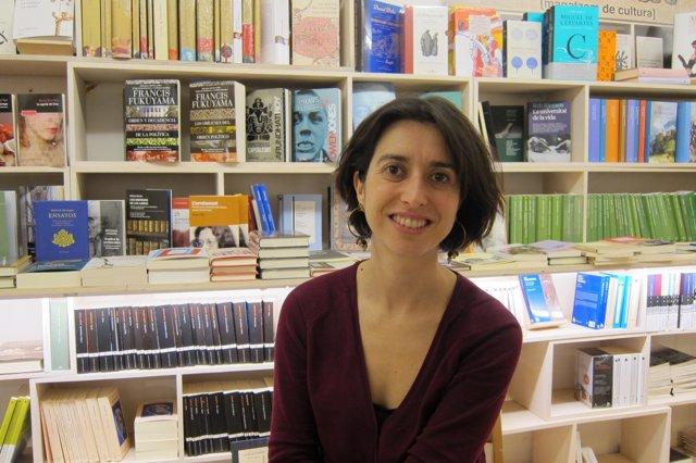 La periodista Rosanna Carceller